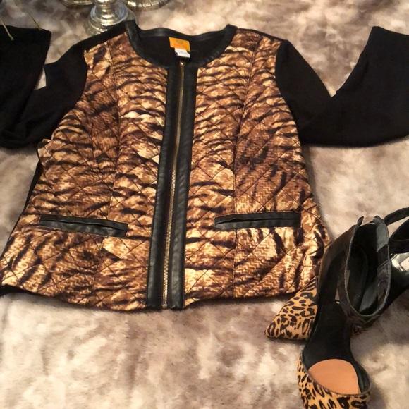 Ruby Rd. Jackets & Blazers - Jacket